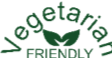 Vegetarian friendly logo